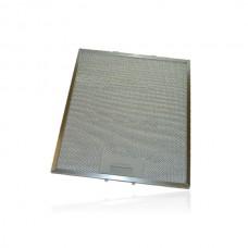Metalen vetfilter voor AEG afzuigkappen - 306x268mm