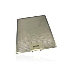 Metalen vetfilter voor Whirlpool en Bauknecht afzuigkappen - 305x268mm