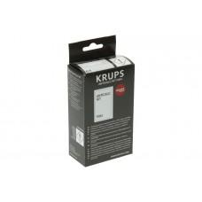F054 Ontkalker met waterhardheidstrip voor Krups koffiemachines - 2x40gr