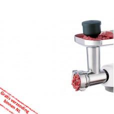 AW20011012 Vleesmolen voor Kenwood keukenmachine compleet - Chef en Major serie