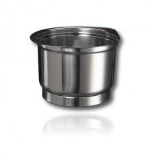 Mengkom metaal voor Braun keukenmachine - Multiquick7 en Multisystem