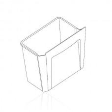 Groentelade voor Baumatic koelkasten - links en rechts