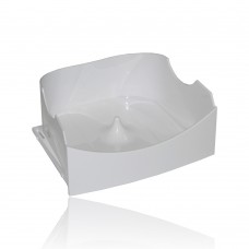 Lekbak voor Dolce Gusto Oblo KP11xx serie van Krups - Wit
