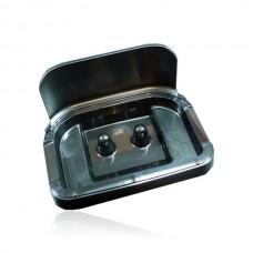 Lekbak voor Philips Senseo Quadrante HD786x serie - Zwart