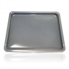 Bakplaat voor AEG ovens grijs/blauw 425x360x20mm