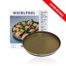 480131000085 AVM305 Crispplaat voor Whirlpool en Bauknecht magnetron - 305/320mm