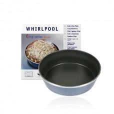 Crispplaat voor Whirlpool en Bauknecht magnetrons cakeplaat AVM190 - 190-210mm