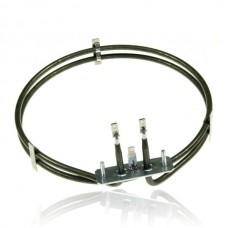Hetelucht element voor Miele oven en combi-magnetrons - 2400watt - alternatief