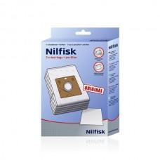 Stofzak voor Nilfisk stofzuigers - Coupe en Go series
