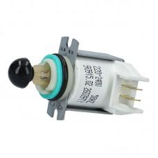 00166874 Uitstroom ventiel  Voor labyrint  Bosch Siemens vaatwasser.