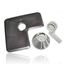 Filter voor Miele vaatwassers - microfilter