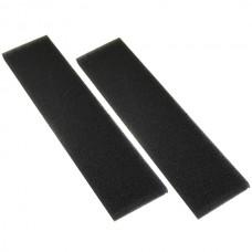 Filter in deurrand voor Miele wasdrogers - 2 stuks