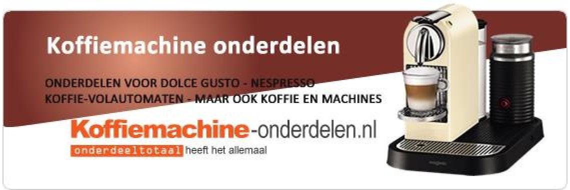 Koffiemachine-onderdelen.nl