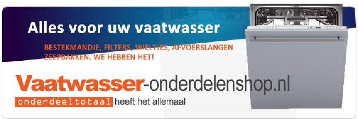 Vaatwasser-onderdelenshop.nl | Alle vaatwasser onderdelen