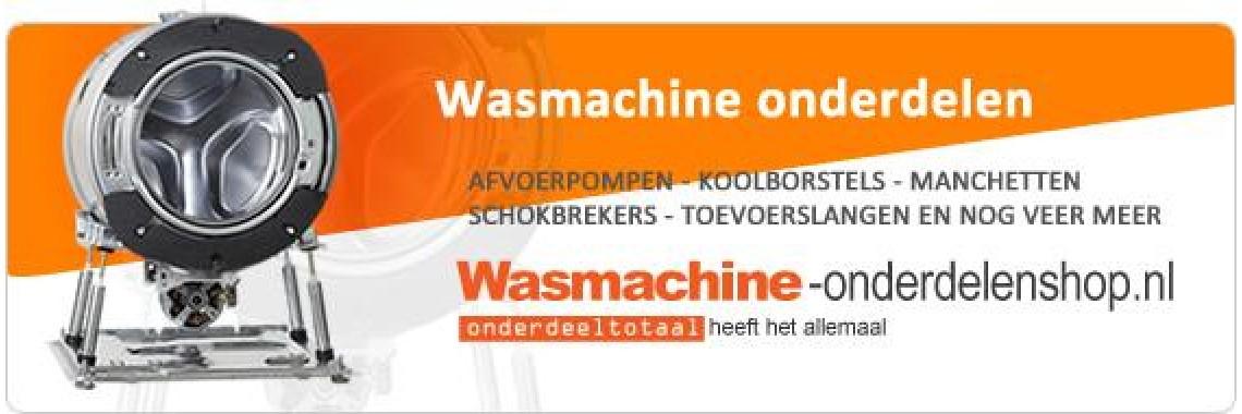 Wasmachine-onderdelenshop.nl | Onderdelen voor wasmachines